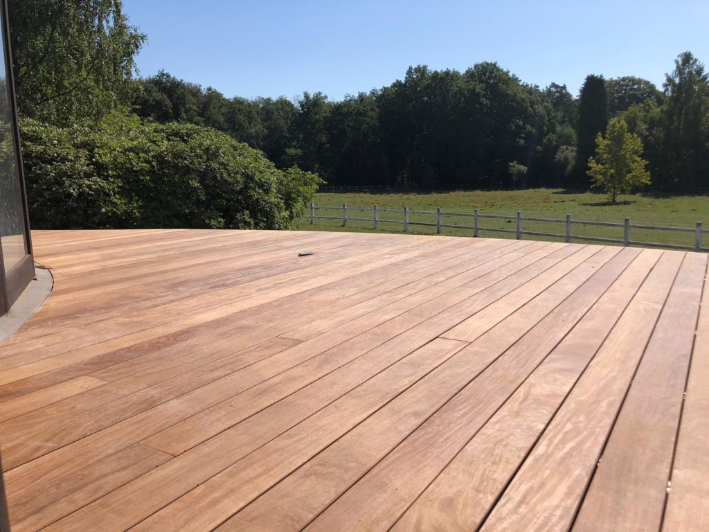 Wood and co terrasse